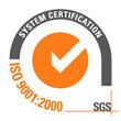 Sgs System Certification 2000