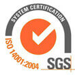 Sgs System Certification 2004